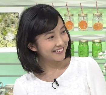 前田穂南,かわいい