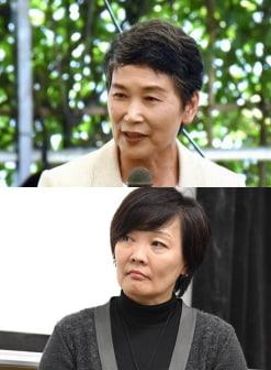 菅総理夫人,プロフィール,再婚