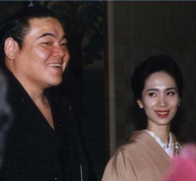 貴景勝,嫁,画像
